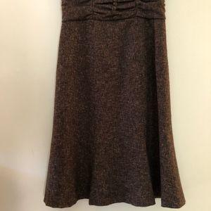Nanette Lepore Dresses - Brown short sleeve dress